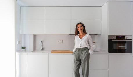 Una nueva cocina moderna, blanca y luminosa por solo 12.000 €