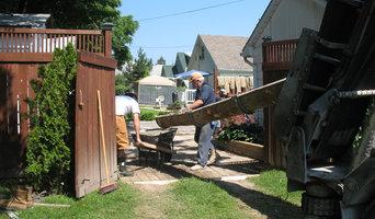 Orillia - Chimney removal, gable siding, shingle, and Landscape
