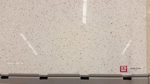 Diy White Sparkle Epoxy Countertops