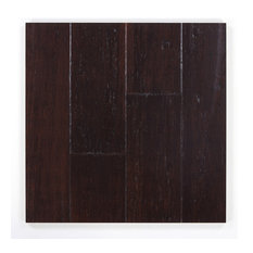 Manor Blackened Hickory Wood Planks, Set Of 8