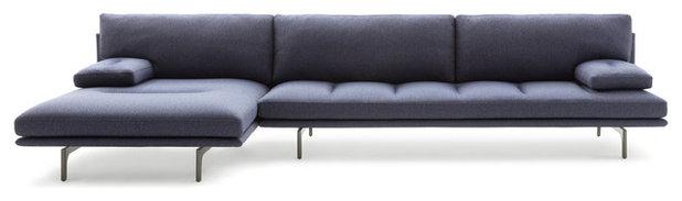 Sofa: Milano+ by De Pas, D'Urbino, and Lomazzi for Zanotta