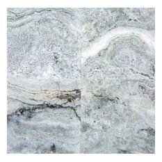 """Travertine Honed/Filled Tile, Silver, 72 Pieces, 18""""x18"""""""