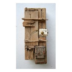 Driftwood Wall Cabinets/Cupboards