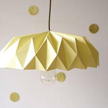 DIY : Fabriquer un abat-jour en origami