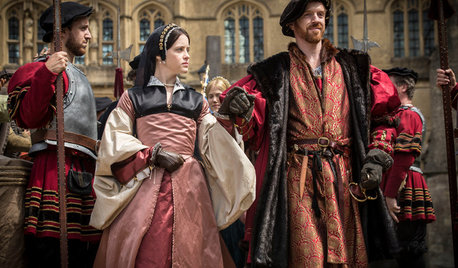 'Wolf Hall' Style: The Secrets of Tudor Architecture
