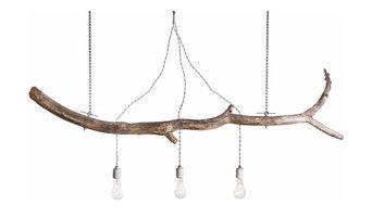 """""""branch"""" custom chandelier"""