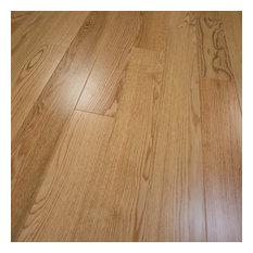 Red Oak Prefinished Engineered Wood Flooring, 4mm, Sample