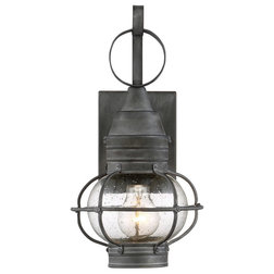 Beach Style Outdoor Wall Lights And Sconces by HedgeApple