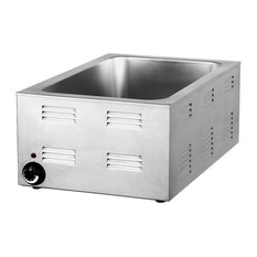 Full Size Stainless Food Warmer, Each