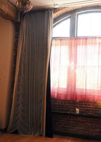 Street Smart Inspired Bohemian Style Curtains