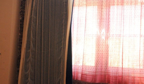 Street Smart: Inspired Bohemian-Style Curtains