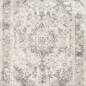 "Traditional Vintage Garnished Medallion Rug, 8'6""x11'6"""