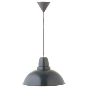 Large City Pendant Lamp, Anthracite