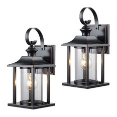 Outdoor Sconce Lights Outdoor wall lights and sconces for your home houzz hardware house oil rubbed bronze outdoor patio exterior light set of 2 23 workwithnaturefo