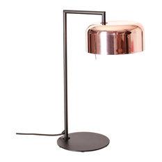Lalu+ Table Lamp, Copper