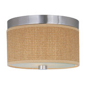 Elements 2-Light Flush Mount