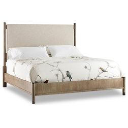 Transitional Platform Beds by Hooker Furniture