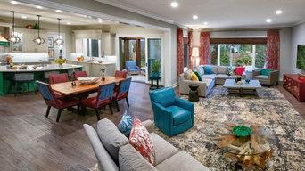 Whole House Interior Design - Birmingham, MI.