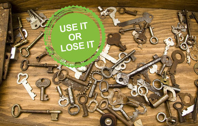 Use It or Lose It: How to Get Rid of Old Keys