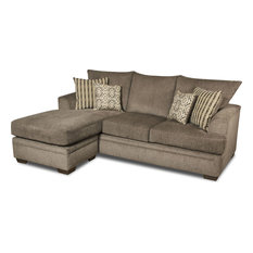 Avery 2-Piece Sectional Sofa 183650-1664-SEC-CP