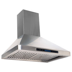 Contemporary Range Hoods And Vents by Home Beyond