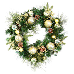 Rustic Wreaths And Garlands by Vickerman Company