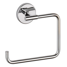 Delta Trinsic Towel Ring, Chrome, 759460 by Delta Faucet
