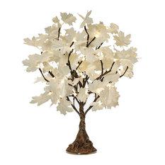 LED White Maple Tree, Warm White LED