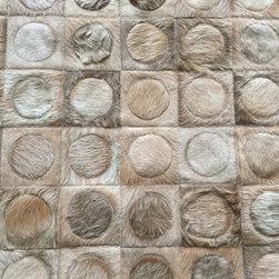 Bella Vista cowhide rug - Area Rugs