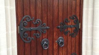 Church Doors: After