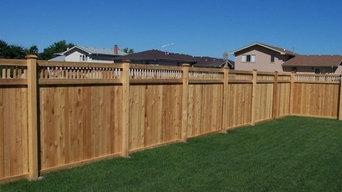 Cedar Fence Installations