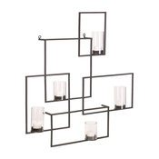 Boxes Wall Sconce