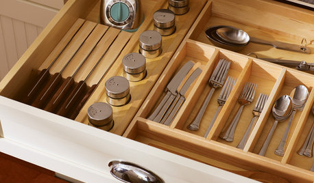 How to Store Kitchen Tools and Cutlery
