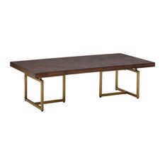 Brando Dark Parquet Coffee Table