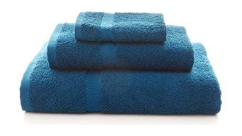 550 GSM 3-Piece Bath Towel Set, Dark Blue