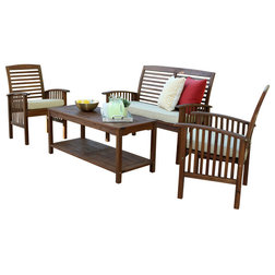 Craftsman Outdoor Lounge Sets by Walker Edison