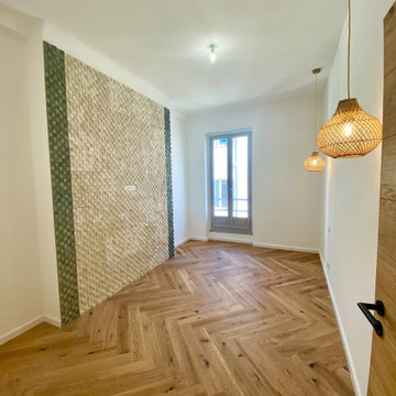 Agencement et rénovation d'un appartement style Haussmannien