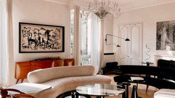 Rénovation totale d'une pièce à vivre