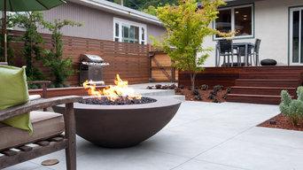 Custom Simplcity Fire Bowl