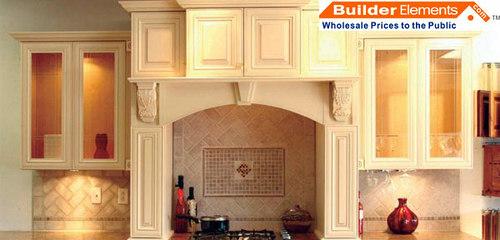 Save. Real Wood Kitchen Cabinets! RTA CREAM MAPLE GLAZE ...