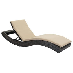 Tropical Outdoor Chaise Lounges by GwG Outlet