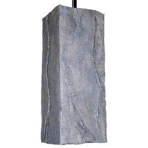 Stone Pendant, Grey