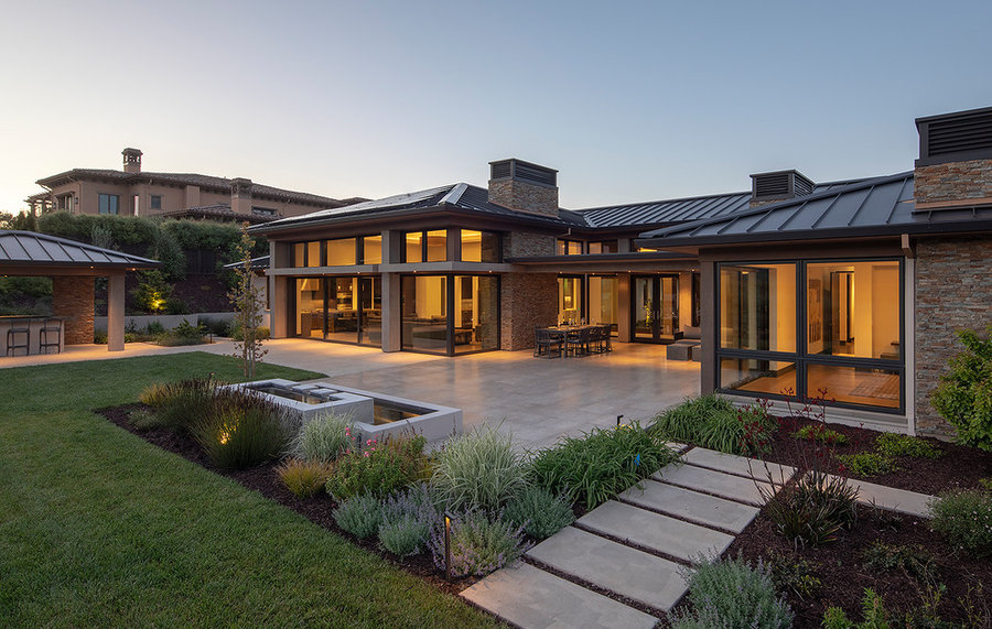 Contemporary Alamo Home
