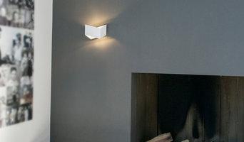 Beleuchtung Privathaus Wandleuchte Fold QAZQAx Collaboration
