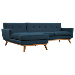 Midcentury Sectional Sofas by Modway