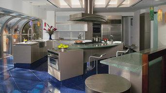 Renovated California Style Modern Kitchen
