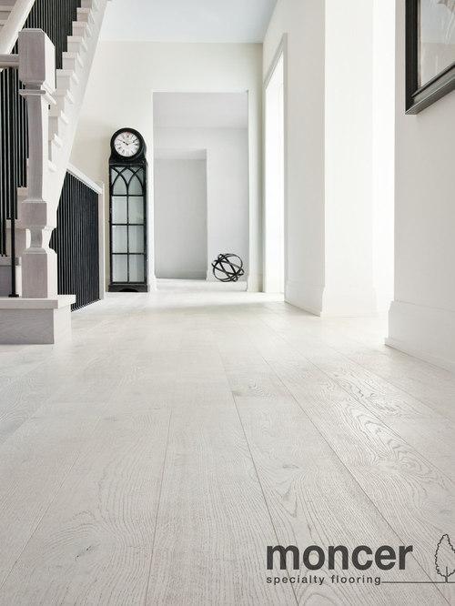 European White Oak | Polar Natural Oil - Hardwood Flooring