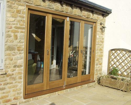 Bi Folding Doors & Frames - Patio Doors