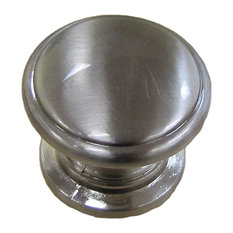 Hardware House 1 1/4in Estate Knob, Satin Nickel