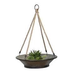 Hanging Planters, 2-Piece Set